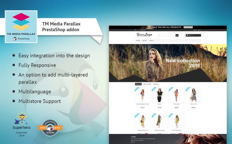 TM Media Parallax PrestaShop Module New Screenshots BIG