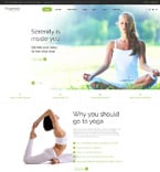 Sport Website  Template 58908