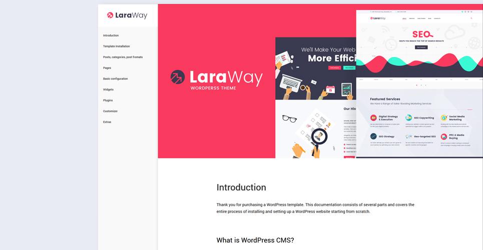 Digital Marketing Agency WP Theme