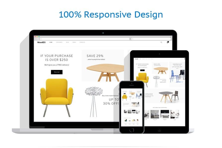 WooCommerce Themes Décoration - Mobilier #58923