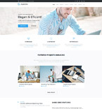 WordPress Theme  #58924