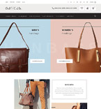 Fashion PrestaShop Template 58928
