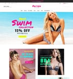 Fashion PrestaShop Template 58929