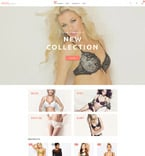 Fashion Magento Template 58938