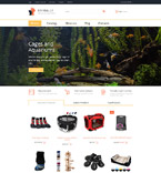 Animals & Pets VirtueMart  Template 58942