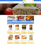 Food & Drink Shopify Template 58945