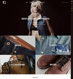 Fashion Magento Template 58948
