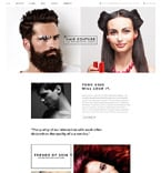 Beauty Joomla  Template 58954