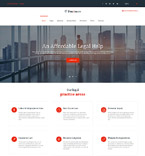 Law WordPress Template 58958