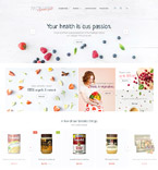 Food & Drink Magento Template 58960