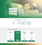 Education Landing Page  Template 58963