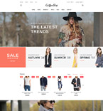 Fashion PrestaShop Template 58967