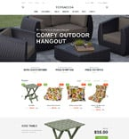 Furniture PrestaShop Template 58969