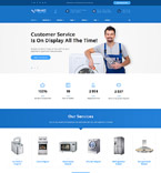 Website Template  #58972