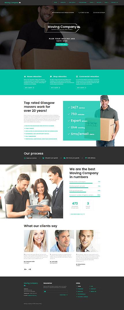 Website Template #58973