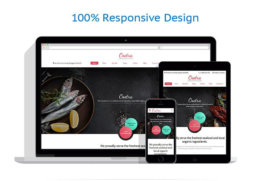 Modèles HTML5 Café et Restaurant #58974