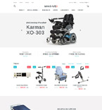 Medical PrestaShop Template 58979