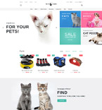 Animals & Pets PrestaShop Template 58981
