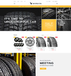Cars PrestaShop Template 58982