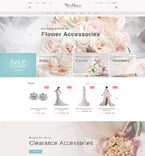 Wedding PrestaShop Template 58983