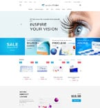 Medical PrestaShop Template 58984