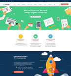 Website  Template 58985