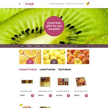 Купить  пофессиональные VirtueMart шаблоны. Купить шаблон #58986 и создать сайт.