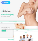 Medical WordPress Template 58987