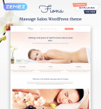 Beauty WordPress Template 58989