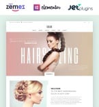 Beauty WordPress Template 58991