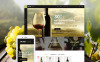 Адаптивный PrestaShop шаблон №58927 на тему виноделие New Screenshots BIG