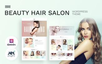 Durand - Beauty & Hair Salon WordPress Theme