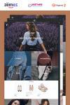 F2 — Magento 2 шаблон сайта бутика