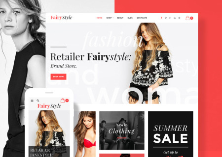 Fashion Bootstrap