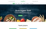 Food & Drink Responsive Website Template