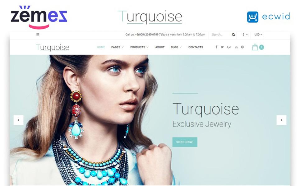 Modello siti web per un sito di gioielli for Siti cinesi gioielli