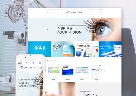 eye care  theme