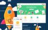 Plantilla Web para Sitio de SEO New Screenshots BIG