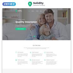 29+ Best Insurance Website Templates