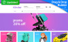 Responsive Bebek Mağazası  Motocms E-Ticaret Şablon New Screenshots BIG