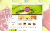 Responsive FruitGift Virtuemart Şablonu New Screenshots BIG