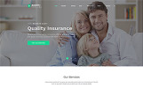 Responsive Solidity - Insurance Multipage Clean HTML Bootstrap Web Sitesi Şablonu