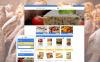 Responsywny szablon Shopify #58945 na temat: sklep z żywnością New Screenshots BIG
