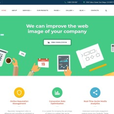 1154 best business website templates seo website accmission Gallery