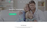 """Solidity - Insurance Multipage Clean HTML Bootstrap"" Responsive Website template"