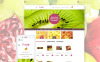 Tema VirtueMart Responsive #58986 per Un Sito di Frutta New Screenshots BIG