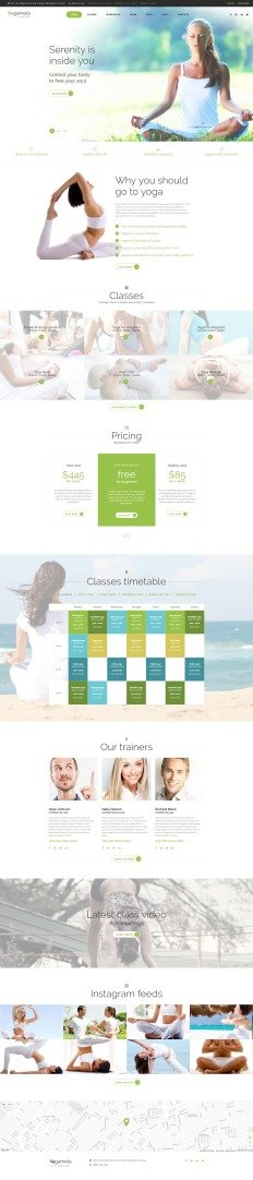 web themes templates