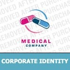 Medical Corporate Identity Template 5928