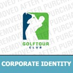 Sport Corporate Identity Template 5940
