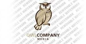 Media Logo Template vlogo